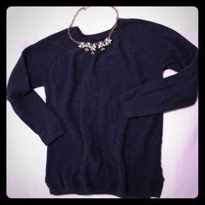 Sonoma Navy Blue Sweater